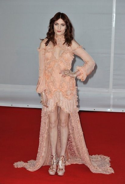 Florence Welch (divat, )