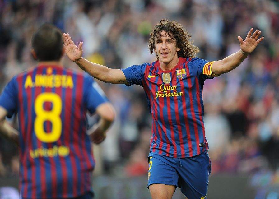 carles puyol (Array)