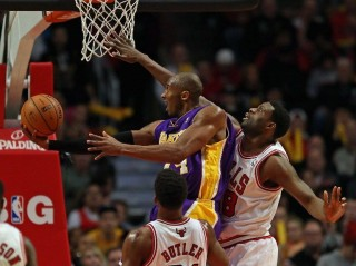 Chicago Bulls - Los Angeles Lakers (nba, chicago bulls, los angeles lakers, kobe bryant, )