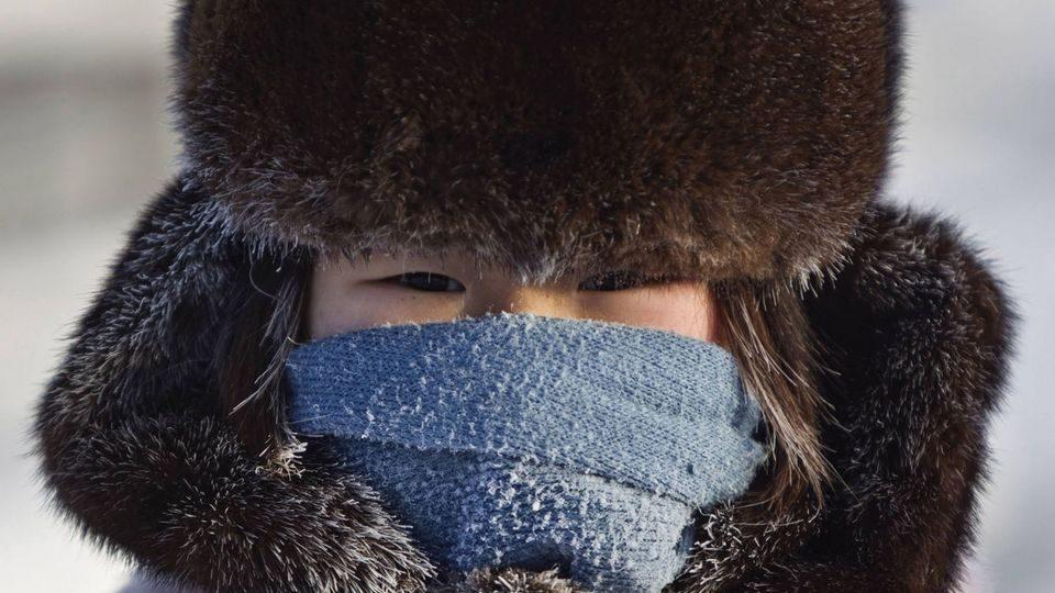 a világ leghidegebb faluja (a világ leghidegebb faluja)