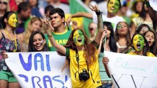 brazil szurkolók (brazil válogatott, brazília, brazil szurkolók, )
