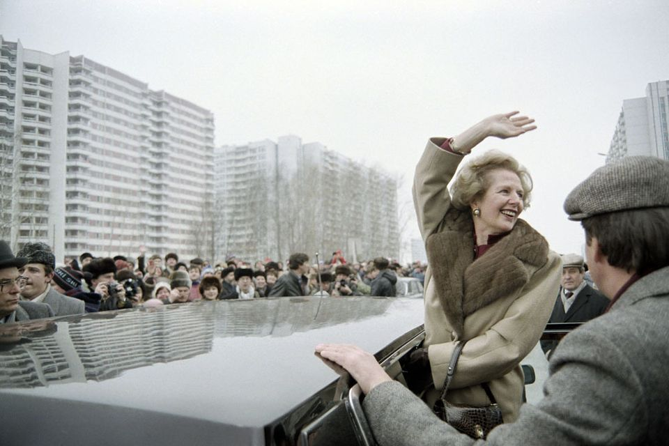 margaret thatcher (margaret thatcher, )