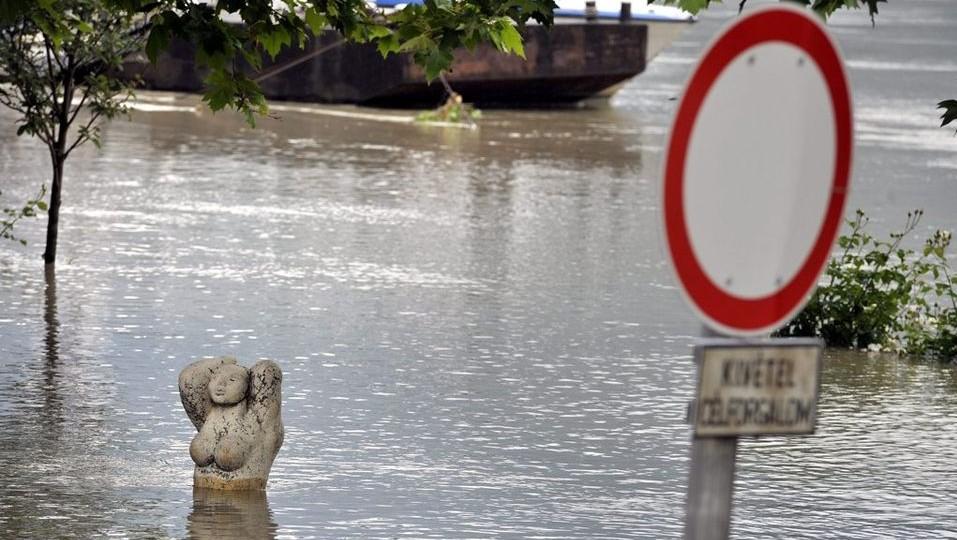 árvíz nagymaroson (árvíz, nagymaros, )