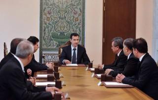 Bassár el-Aszad  (Bassár el-Aszad )