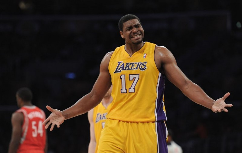 andrew bynum-los angeles lakers (andrew bynum)
