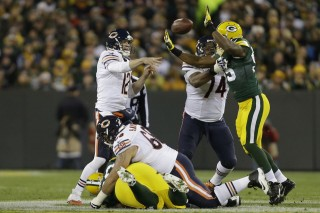 Bears-Packers meccs (nfl, amerikai foci, chicago bears, green bay packers)
