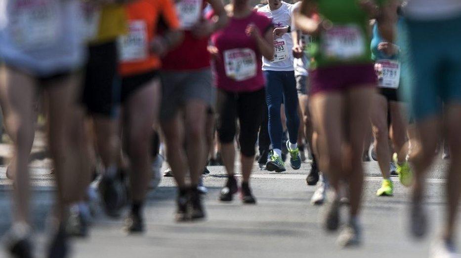 Futás (futás, futóverseny, )