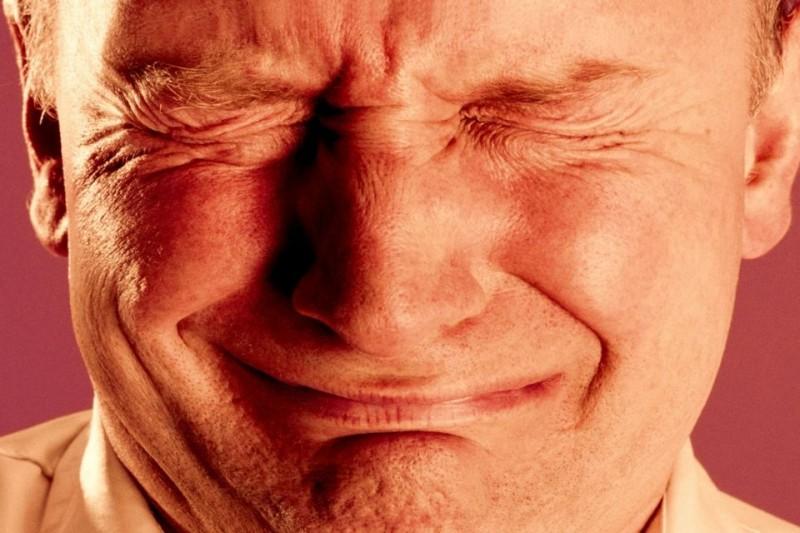 depresszió (sír, )