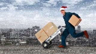 karácsonyi futár (karácsonyi futár)