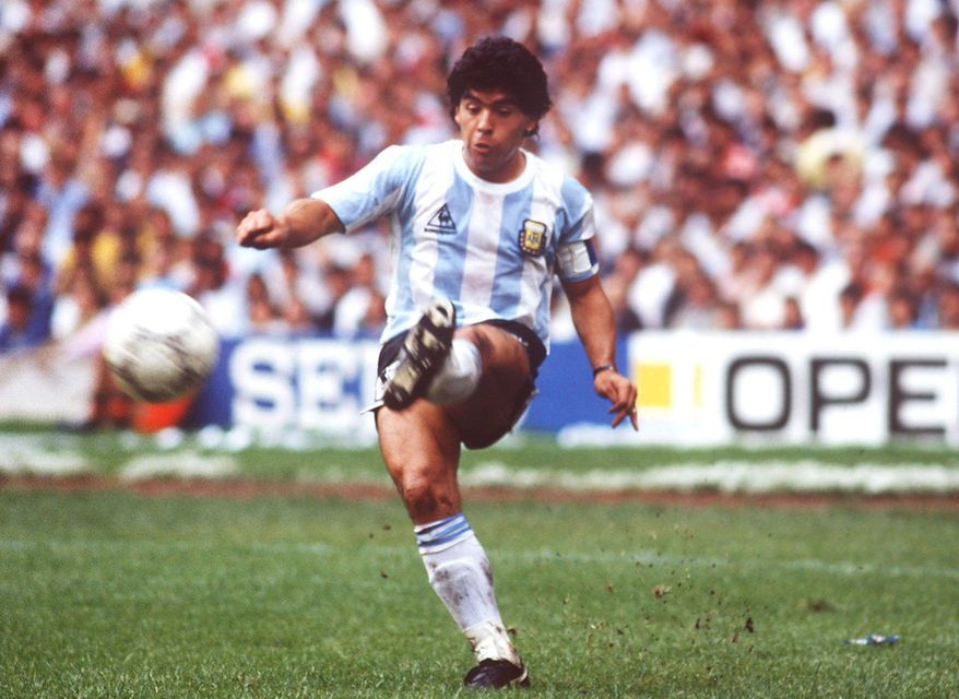 diego maradona (Array)