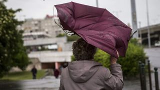 szélvihar (vihar, eső, )