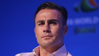 Fabio Cannavaro (Italy) during a press conference the day before the draw for the World Cup 2014 which will take place next Friday (06), in Costa do Sauipe, Bahia (Photo: Vanessa Carvalho / Brazil Photo Press)..