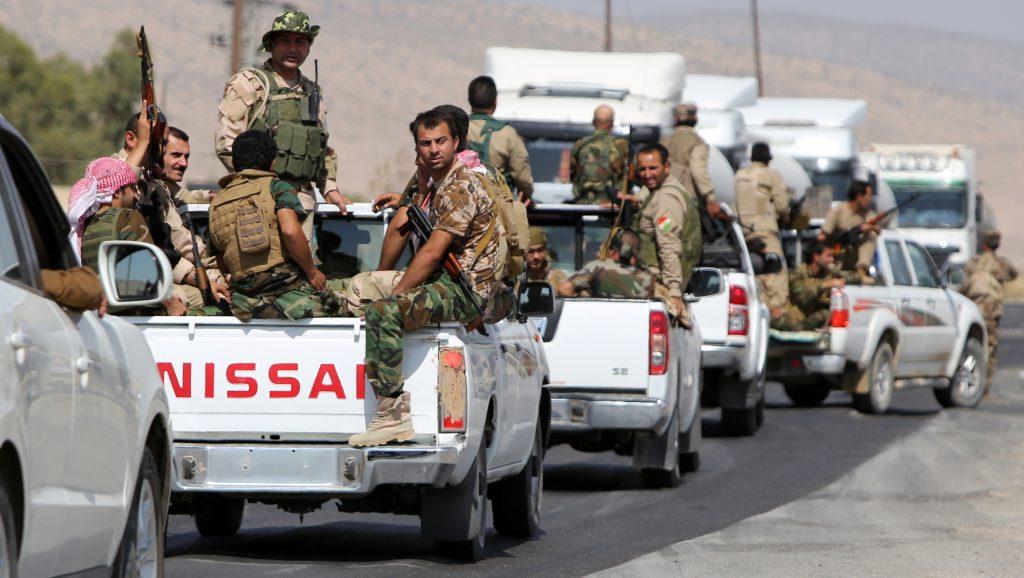 Irak, moszuli gát visszafoglalása (irak, moszuli gát)
