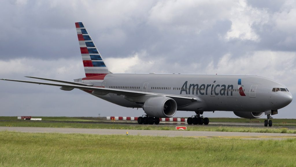 american airlines (american airlines)