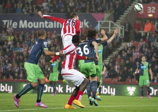 Peter Crouch (peter crouch, stoke city, )