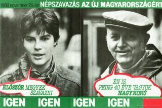 1989 első szabad választás Magyarország (1989 első szabad választás Magyarország)