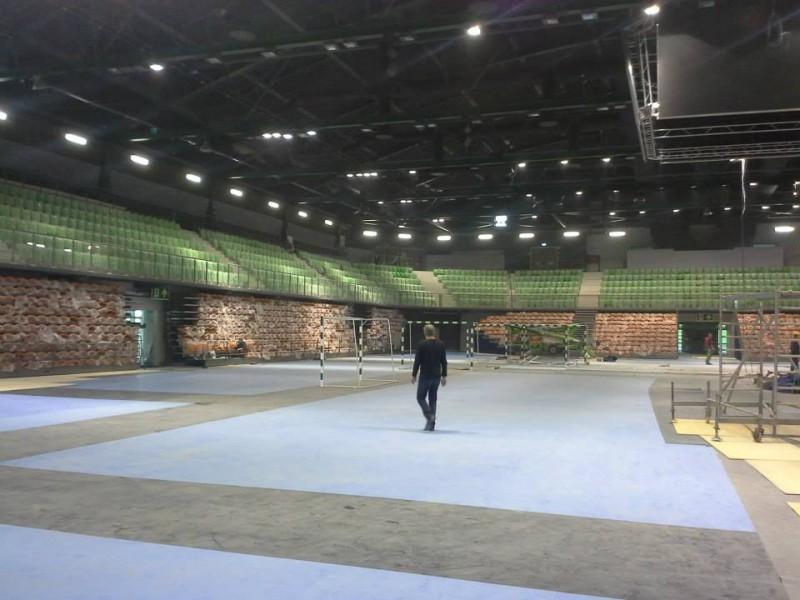 Örülhetnek a győri lányok – van az új aréna f1fe0e7068