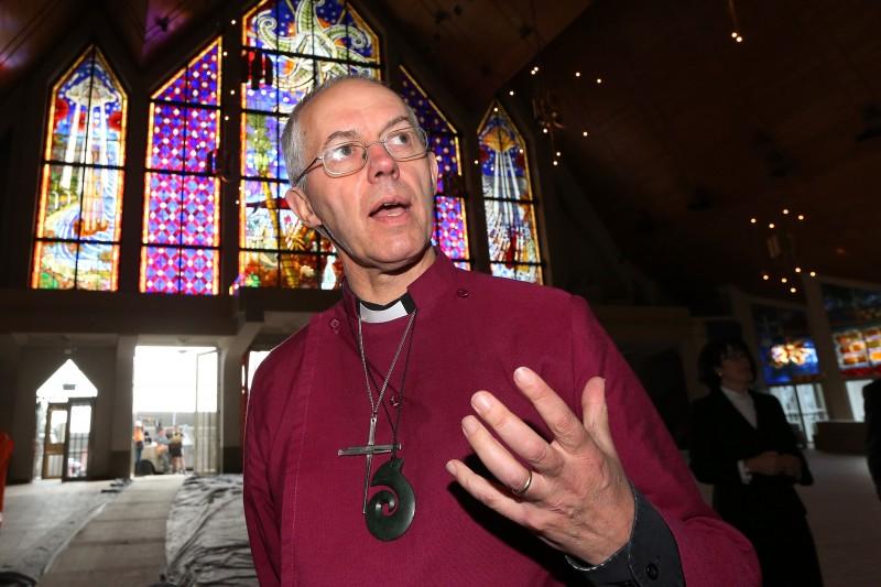 Justin Welby (justin welby, anglikán egyház, )