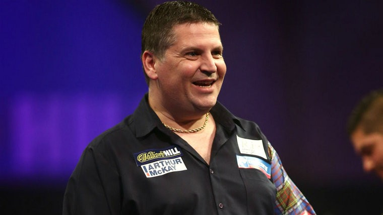 Gary Anderson (gary anderson, )