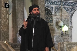 Abu Bakr al-Baghdadi (Abu Bakr al-Baghdadi, iszlám állam vezetője)