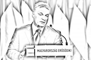 Orbán sketch 1 (orbán viktor)