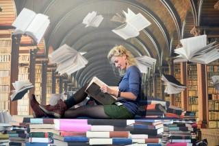 könyvvásár (könyvvásár, olvasás, )