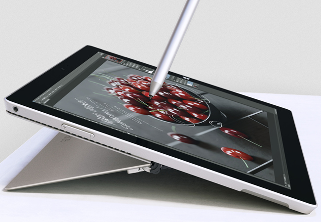 tn-sf01 (technet, tablet, mwc, mobile world congress, microsoft, surface)