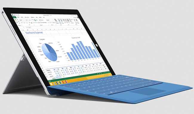 tn-sf02 (technet, tablet, mwc, mobile world congress, microsoft, surface)