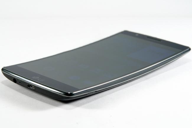 mp-l03 (mobilport, teszt, lg, okostelefon, android, csúcsmobil, flex, hajlított, ívelt)