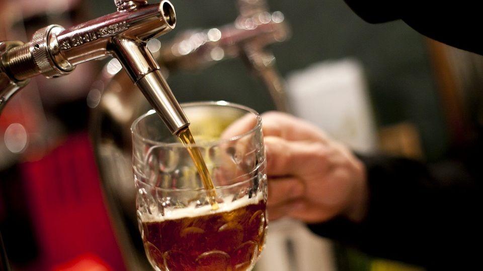 Csapolt sör (Array)