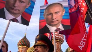 Putyin, krím (Array)