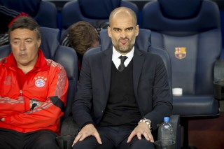 pep guardiola (Array)