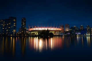 Vancouver stadion (Array)