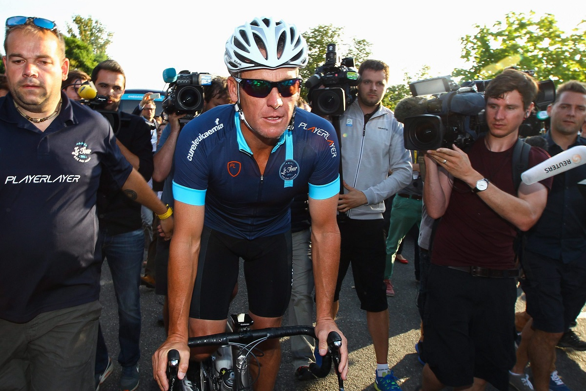 Lance Armstrong (Array)