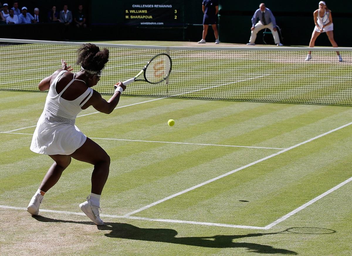 Serena Williams (Array)