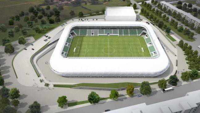 haladás stadion (Array)