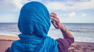 muszlim nő (Array)