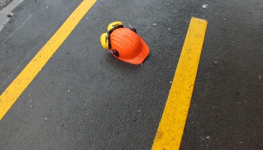 munkahelyi baleset (Array)