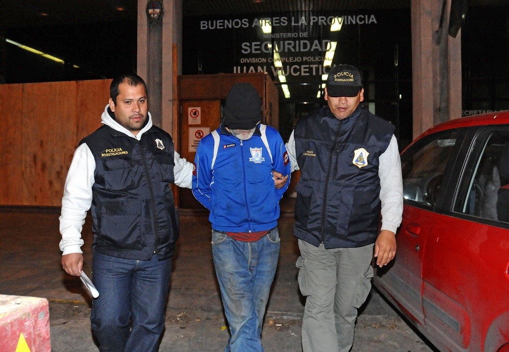 ARGENTINA-CRIME-KIDNAPPING