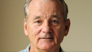 """This Sept. 9, 2012 photo shows Bill Murray, a cast member in the film """"Hyde Park on Hudson,""""  poses for a portrait at the 2012 Toronto Film Festival in Toronto. (Photo by Chris Pizzello/Invision/AP)"""