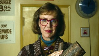 TWIN PEAKS - 'Log Lady' Gallery - Shoot Date: July 26, 1990. (Photo by ABC Photo Archives/ABC via Getty Images) CATHERINE E. COULSON