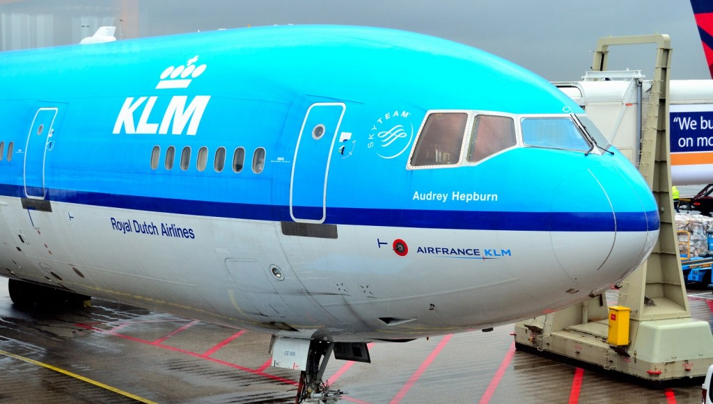 [UNVERIFIED CONTENT] at Amsterdam - Schiphol (AMS / EHAM),the last period of service with KLM of this beautiful aircraft.