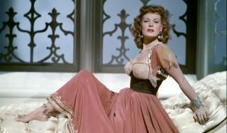 Maureen O'Hara / Sinbad, the Sailor / 1947 directed by Richard Wallace [RKO Radio Pictures]