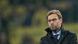 (FILE) - An archive picture, dated 18 March 2015, shows the coach of Bundesliga soccer club Borussia Dortmund (BVB), Juergen Klopp, during the Champions League Round of Sixteen soccer match Borussia Dortmund vs Juventus Turin in Dortmund, Germany. Klopp has asked BVB  for the premature termination of his contract. Photo: Maja Hitij/dpa