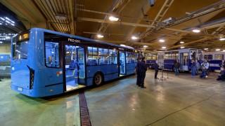 Forgalomba áll az első, a BKV által összeszerelt busz