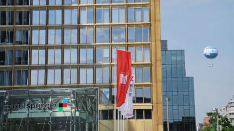 Az Axel Springer berlini főhadiszállása