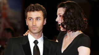James Deen and Stoya attending the 'The Canyons' premiere at the 70th Venice International Film Festival. August 30, 2013
