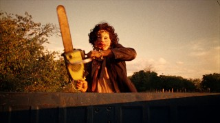 The Texas Chain Saw Massacre Year : 1974  USA  Director : Tobe HooperGunnar Hansen.It is forbidden to reproduce the photograph out of context of the promotion of the film. It must be credited to the Film Company and/or the photographer assigned by or authorized by/allowed on the set by the Film Company. Restricted to Editorial Use. Photo12 does not grant publicity rights of the persons represented.