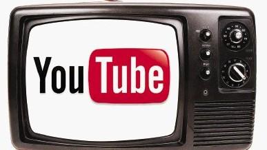 YouTube versus tévé