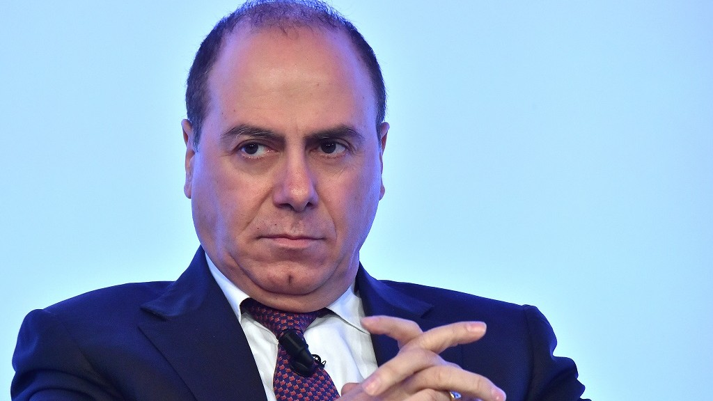 (FILES) - A file picture taken on December 11, 2015 shows Silvan Shalom, Chief Israeli Negotiator and Israel's Vice Prime Minister and Minister of Interior attending the Mediterranean Dialogues (MED), a three-day conference on security in the Mediterranean region, in Rome. Shalom said on December 20, 2015 that he was quitting his posts and leaving politics over media reports of sexual harassment and indecent assault. AFP PHOTO / ALBERTO PIZZOLI / AFP / ALBERTO PIZZOLI